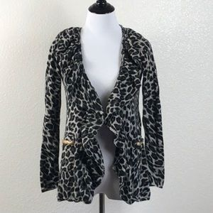 INC l Leopard Sweater